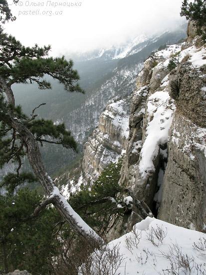 На вершині Ставрі-Кая