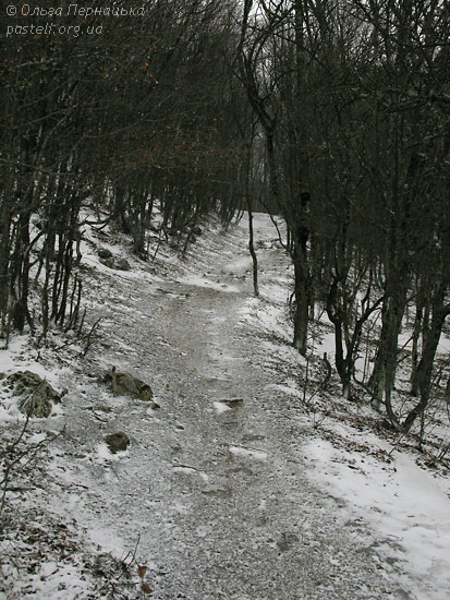 перевал Шайтан-Мердвень