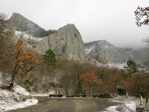 перевал Чортові сходи