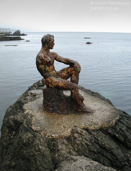 пам'ятник натуристу