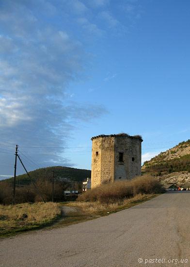 Чоргуньська вежа