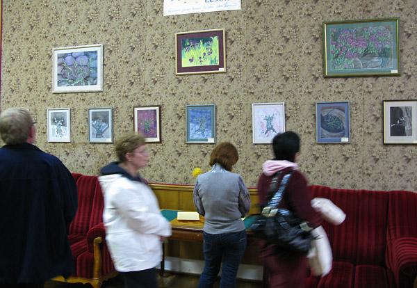 Відкриття виставки
