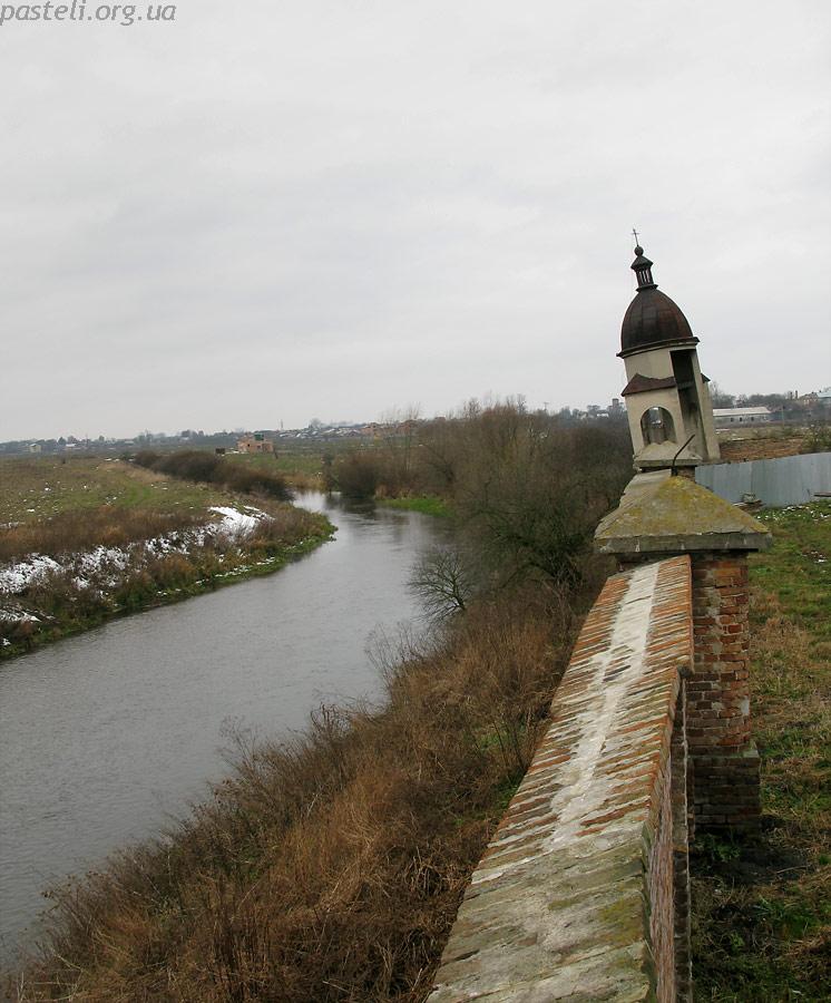 Белз, річка Солокія