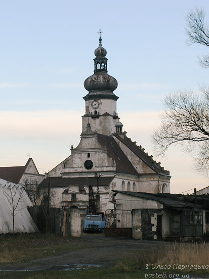 Бернардинський монастир, Сокаль