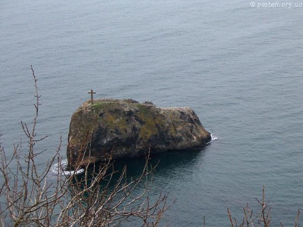 Скеля явління св. Георгія