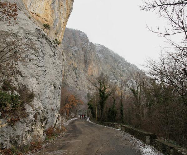 Стара севастопольська дорога
