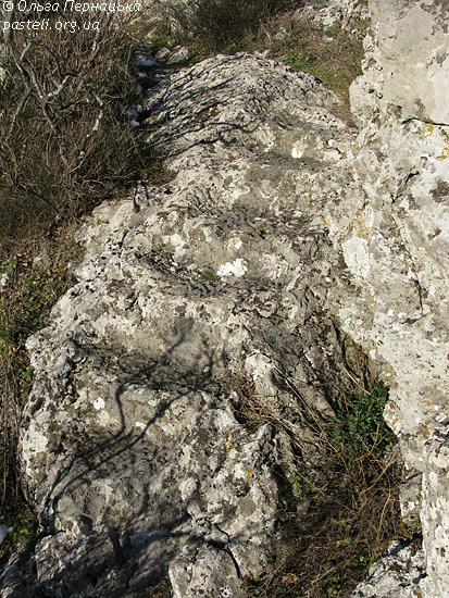 Учан-Су ісар кам'яні сходи
